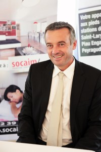 Raymond CAMPO, PDG SOCAIM